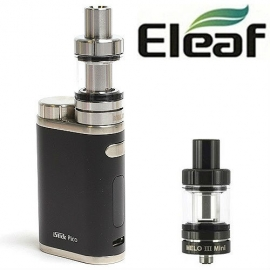 Eleaf iStick Pico + Mini melo 3