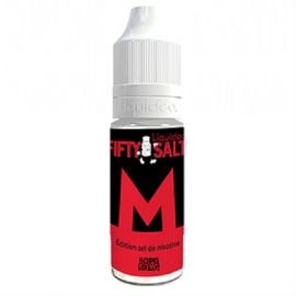 E-liquide Le M Fifty Salt