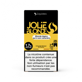 Recharge Jolie Blonde Wpod Liquideo